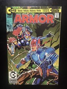 Armor (1st Series) #12 - Continuity Comics Neal Adams