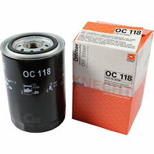 Original MAHLE / KNECHT Ölfilter OC 118 Oil Filter