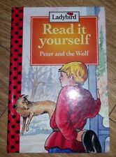Ladybird Book - Read It Yourself - Peter and the Wolf - Series 777