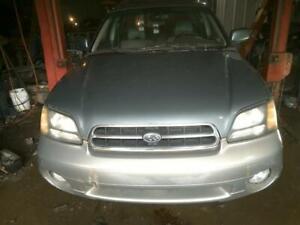 Driver Left Quarter Glass Station Wgn Fits 00-04 LEGACY 88881