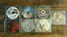 Lot Of 7 Dvds - Free Shipping! -Aeon Flux, Identity, The Good She