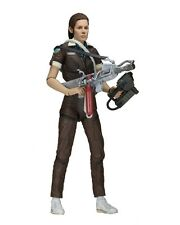 "Alien Isolation ~ AMANDA RIPLEY (Jumpsuit) ~ 7"" Action Figure by NECA ~ 2015"
