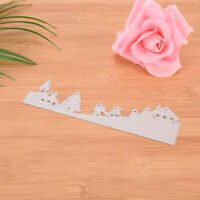 Christmas Metal DIY CuttingDie Stencil Scrapbook Album Paper Card Emboss Craft H
