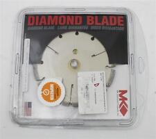 "Mk Diamond Cc-100 Square Segment Crack Chaser Saw Blade 6"" x .250"""