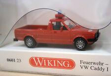 "Wiking-VW CADDY I ""POMPIERI"" - N. 0601 23 - 1:87"
