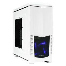 Computergehäuse in Weiß