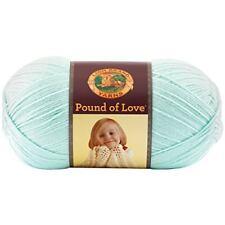 Honeydukes-Lion Brand Mandala bebé hilado 150g Pastel de Lana Ganchillo Tejer Rosa