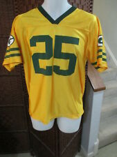 Green Bay Packers Ryan Grant Football Jersey Youth XL 18-20 Alternate Gold Color