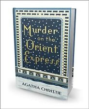 Murder on the Orient Express, Hardcover by Christie, Agatha, Like New Used, F...