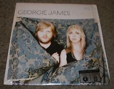 Places Georgie James~2007 Indie Rock~Saddle Creek~Insert~FAST SHIPPING!!!