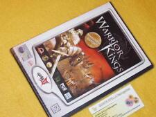 WARRIOR KINGS x PC NUOVO SIGILLATO Edizione Rimasterizzata! Strategico Strategia