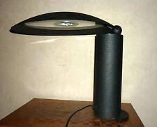 lampe à poser Washington Design Jean Michel WILMOTTE 80's Alu anodisé vintage