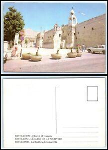 ISRAEL Postcard - Bethlehem, Church Of Nativity BX