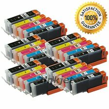 25 x PGI-250XL CLI-251XL Ink SET with CHIP For Canon PIXMA MG5420 MG5422 MG5520