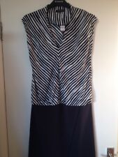 Used Woman Dress Size Uk 6 Laura Clement