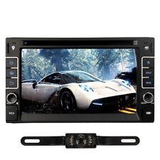Autoradio 2 DIN Bluetooth GPS Navi DVD CD Player USB Touchscreen+ Rückfahrkamera