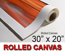 """YOUR OWN PHOTO, PICTURE, IMAGE ON TO A ROLLED CANVAS PRINT - A1 SIZE 30""""x20"""""""
