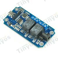 2 Channel USB/Wireless Relay Module (Xbee,Bluetooth,WIFI ) +cell phone control