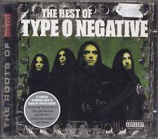 TYPE O NEGATIVE - The best of -  CD 2006 SIGILLATO