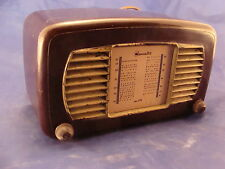 RADIO DAMAITER MODELLO 814 VALVOLE EPOCA OLD VINTAGE
