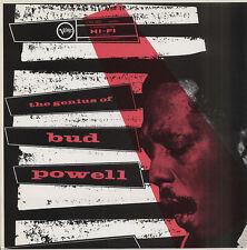 Bud POWELL The genius of Japanese LP VERVE 2035