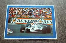 417A - FOTO/RITAGLIO PHOTO/CLIPPING 1983 - CLAY REGAZZONI SILVERSTONE 1979