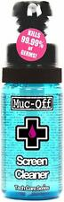 Muc-Off Screen Cleaner Cleaning Phone Laptop GPS TV Tech 35ml spray bottle