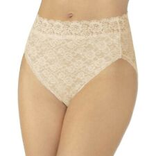 af8cdfac0ece Vanity Fair 13280 Body Caress Ultimate Comfort Hi-cut Brief Panty 8 AOL  Beige