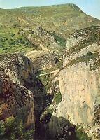 Alte Postkarte - Gorges du Verdon - Couloir de Samson