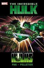 Incredible Hulk - Volume 3: World War Hulks Pak, Greg VeryGood