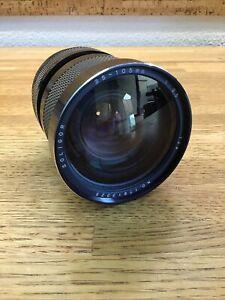 Soligor MC 35-105mm F3.5 MACRO Lens NI - SCRATCHED LL3