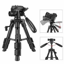ZOMEI Mini Table Tripod stand with Pan head for DSLR Camera Youtube Live Video