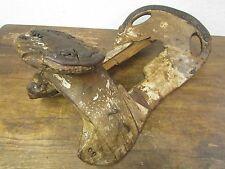 Antique Saddle Tree #1-Old Mexican-Western-Rustic-Vaquero-Cowboy-Wild West