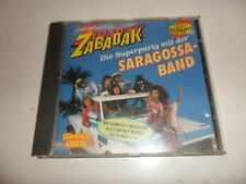 CD  Saragossa Band - Zabadak