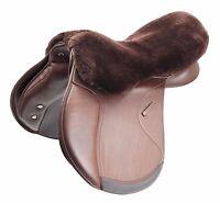 Bridleway Lambskin Seat Saver - Super soft 100% Merino