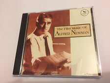 THE FILM MUSIC OF ALFRED NEWMAN - OOP Varese Club Ltd Score Soundtrack OST CD EX