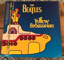 "The Beatles ""Yellow Submarine"" LP 