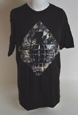2016 NWOT MENS GRENADE DIAMOND T-SHIRT $22 L sticky screen printed soft gloves