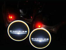2 X LED Laser Einstiegsleuchte Tür Projektor Logo Licht für Chrysler Alle Serie