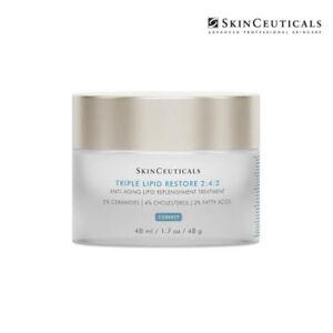 SKINCEUTICALS TRIPLE LIPID RESTORE 2:4:2 1.6fl.oz 48ml Anti aging cream