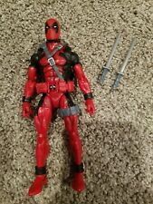 Marvel Legends Deadpool Loose Figure COMPLETE Sasquatch BAF Series