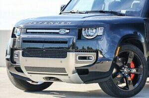 Land Rover OEM Defender L663 2020+ Front Bumper Metal Aluminum Tow Eye Cover New