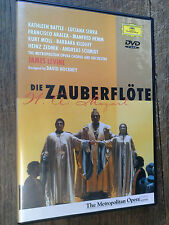 Die Zauberflöte Mozart The metropolitan Opéra chorus and orchestra DVD
