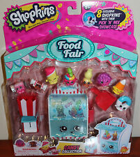 Shopkins Candy Collection Food Fair