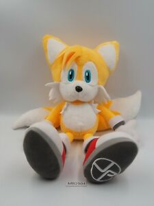 "TAILS Sonic The Hedgehog MB2904 Tokyo Joypolis SEGA Jumbo Plush 16"" Doll Japan"