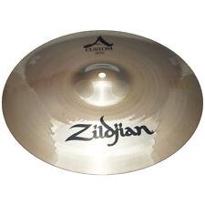 "Zildjian 20525 14"" Custom Crash Brilliant Drumset Cymbal Mid - High Pitch - Used"