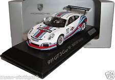 Porsche 911 GT3 Cup VIP Martini Racing Design ltd.Edition Spark 1:43 fabrikneu