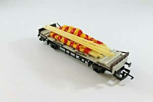 Hornby Bartello's Big Top Circus flat bed with tent- OO - Used