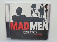 MAD MEN ~ AFTER HOURS MUSIC FROM THE ORIGINAL SERIES ~ DAVID CARBONSRS ~ CD