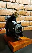 Edison Fotoaparat Retro  design lampe Hand gemacht Steam Punk Raritat